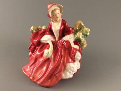 Lydia HN1908 Royal Doulton Figurine