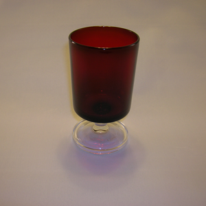Luminarc Cavalier cordial in ruby