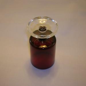 Vintage Luminarc Cavalier wine stem