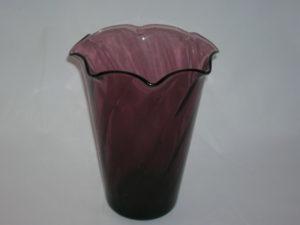 Moroccan Amethyst Vase