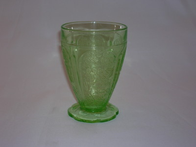 Cherry Blossom Depression Glass