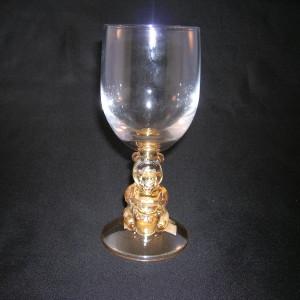 Winnie the Pooh Wine Glass