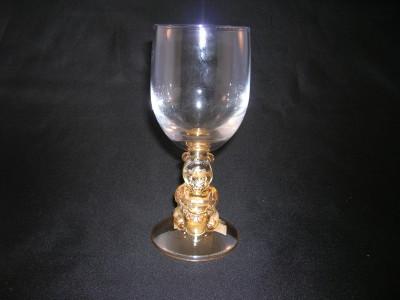 Winnie the Pooh Wine Glass-Japan