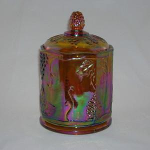 Indiana Harvest Carnival Candy Jar