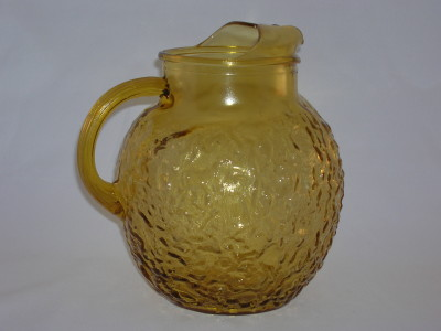 Anchor Hocking Lido Pitcher