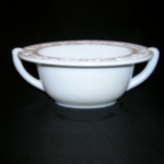 Vintage Milk Glass Sugar-Vitrock