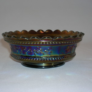Northwood Carnival Glass Bowl