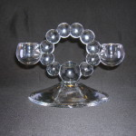 Imperial Candlewick Candle Holder