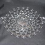 Fostoria American Glass Tray