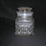 Wexford Glass Canister-Coffee