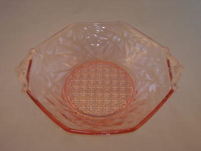 Lancaster Glass Sunshine Bowl