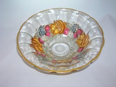 Indiana Glass Garland Pattern Bowl