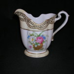Antique Noritake China Creamer