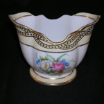 Antique Noritake china sugar