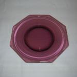 Moroccan Amethyst luncheon plate