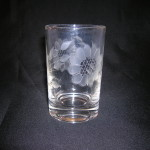 Corn Flower Old Fashioned Tumbler