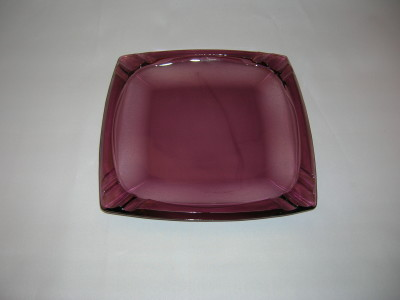 Vintage Moroccan Amethyst Ashtray