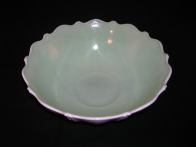 Oyster and Pearl Pattern Bowl