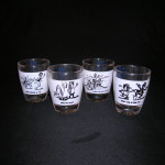 Anchor Hocking Shot Glass Set