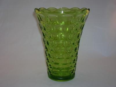 Federal Glass Yorktown Vase