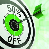 Or 50%!
