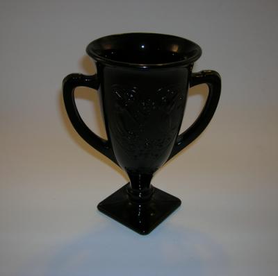 Vintage Art Deco Vase Dancing Nymphs By L E Smith 2495