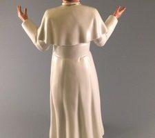 Pope John-Paul II figurine HN2888 rear view