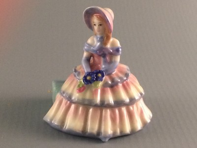 Royal Doulton Day Dreams Miniature Figurine M244
