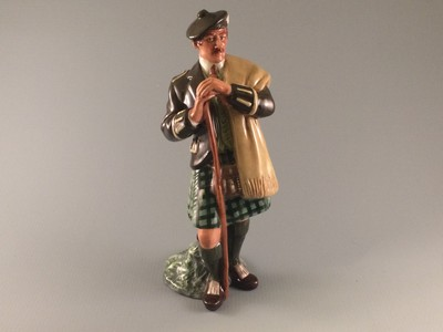 Royal Doulton Figurine The Laird HN2361