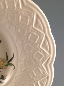 Wedgwood China Pattern Dianthus Old Time Glass